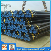 ASTM A106 SCH80 carbon steel seamless pipe