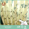 Made in China Factory price Latest design embroidered cotton curtains