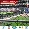 brown vinyl coated chain link fence