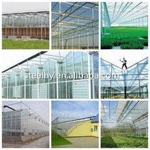 greenhouse frame galvanized steel pipe china supplier