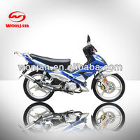 Hot selling low price chinese motorcycles/motorbike(WJ110-A)