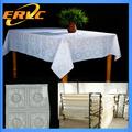 Atacado de luxo de papel toalha de mesa para restaurantes