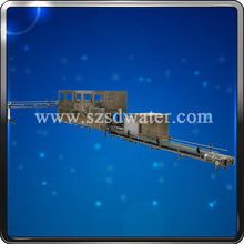 equipos de embotellado comercial planta de agua XG-100J (300B / H)
