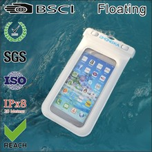 2015 new product pvc floating waterproof case for lg 170