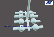 PVC BALL FOR VALVE MADE BY INJECTION MOULD