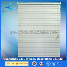 natural waterproof Faux wood Venetian Blinds with slat style