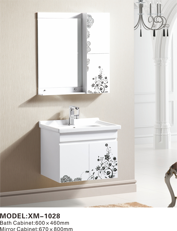 Neues design rotierenden bad schrank wasserhahn allibert for Neues bad design