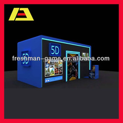 5D cinema 5D simulator 3D movies