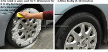 Autokem car rim foam cleaner, foaming car rim cleaner