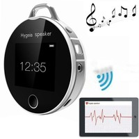 Superior Quality LCD Touch Screen Health Partners Portable Mini Bluetooth Speaker with MP3