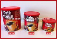 OCCA CAFE TINNO- 50,100 & 200 g. CLASSIC COFFEE IN TINS