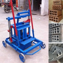 Energy saving and cost reducing hand operated clay brick making machine for sale in usa