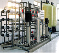 High ends desalination machine mineral water plant from China