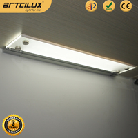 Alibaba ru even light guide kitchen lighting , led cabinet light with ir sensor switch