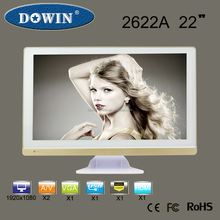 OEM Brand DOWIN 22 inch LED 3D HDTV 1080P WITH USB AV VGA manufacture wholesale guality cheap flat screen HD smart USB SD TV