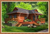Attractive Prefab Modular Wooden Homes Small Villa Made In China
