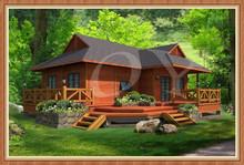 wood houses and villas modern steel villa modular homes
