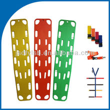 Ddj-6c con cinturón de seguro médico y la inmovilización de la columna vertebral junta