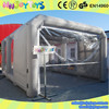 Mobile spray booth, portable paintbooth, inflatable paint booth with wholesale price
