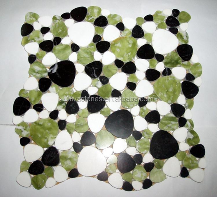 shenzhen qualidade mosaico de azulejos telhas de mosaico de pedra natural dos eua