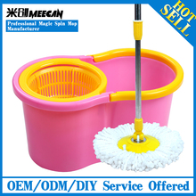 360 Hurricane Cosway spin mop Bathroom cleaning tools OEM Manufacturer