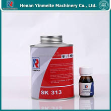 two component cold cured glue for cold splicing