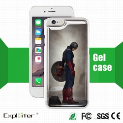 Low price antique 3m sticker cell phone cover for iPhone