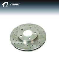 high quality brake discs car brake rotor