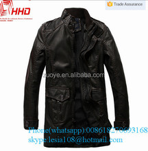 Fashion Hot-selling honda custom custom kawasaki motorcycle leather jacket