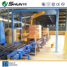 Hot sale R1800 rotary arm film wrapping machine