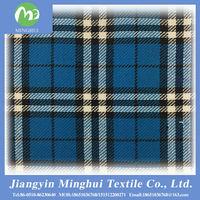 wholesale cotton polyester blend swimwear fabric of stocklot