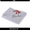 Hot selling cheap custom digital print fleece throw blanket