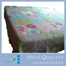 natural cotton children quilt