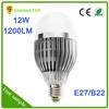 2014 led bulb eyeshield Three years warranty high quality 12w led bulb light smd 5730