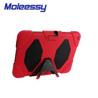 2015 silicone pc 10.1 inch Tablet Cases For Samsung Tab3/P5200/5210