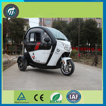 2015 chinese closed electric delivery tricycle for elderly / electric tricycle manufacturer in china