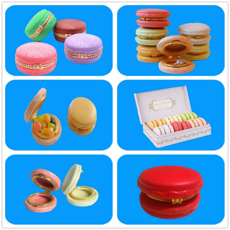 Hot sale wholesale customized macarons box