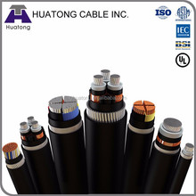 XLPE Insulated Power Cable With Rated Coltage 1kv XLPE Wire Power Cable electric cable manufacturer