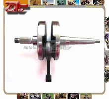 Japanese Motorcycle Enginge Parts Crankshaft For CG 83 A 89