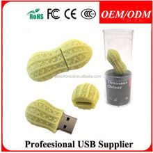 PVC USB Flash Drive Ideal for Promotions/Gifts Customized Colors and Logos are Welcome , Promotion Gift For party Decoration
