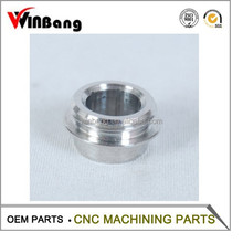 Over 10 years experience customized high precision aluminum cnc vertical machining center price