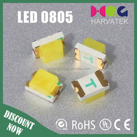1.1mm thickness Auto -die bonder 0805 smd chip led