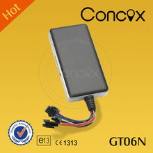Concox China Multi-function Stable GPS Tracker Remotely Shutdown Vehicle GT06N