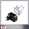2015 hot selling 5V 2A dual usb charger, AC / DC Mobile USB Charger,USB Power Adaptor With OEM & ODM Service