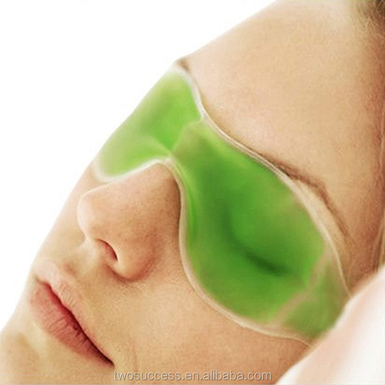 reusable sleeping cool gel eye mask