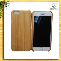 Factory handmade bamboo wooden creation different custom designs for iPhoen 6 cases