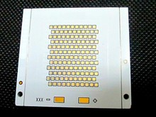 130W High Temperaturer Aluminum LED PCB for Power stage light with heat fast emission