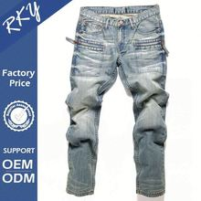 Hotselling Customized Design Windproof Jeans Pants In Bangalore