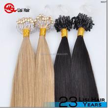 2015 China Supplier Top Quality Hot Popular human hair micro braids