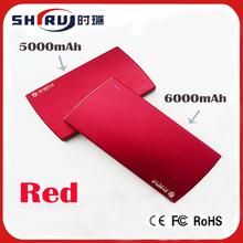 Rechargeable external battery charger mobile phone,5000mah external battery for samsung galaxy s3,external battery power bank